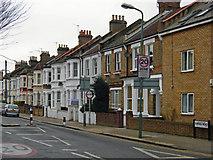 TQ2383 : Purves Road, Kensal Green by Stephen McKay