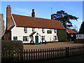 TM2954 : Greyhound Inn, Pettistree by Adrian Cable