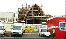 J5950 : New lifeboat station, Portaferry by Albert Bridge