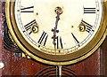 G9941 : Clock (close-up), Seán Mac Diarmada's House by Kenneth  Allen