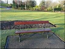 SJ9090 : Park Bench by Gerald England