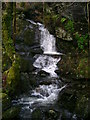 NN2903 : Small waterfall by Mark Nightingale