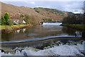 SN6979 : Dam and weir, Rheidol hydroelectric scheme by Nigel Brown