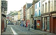 J2053 : Church Street, Dromore by Albert Bridge