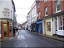 SU3521 : Bell Street, Romsey by Maigheach-gheal