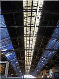 TQ2879 : Interior of Victoria Station, London SW1 by Christine Matthews