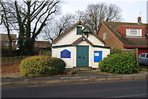 TR1259 : St Gabriel Church, Rough Common by N Chadwick