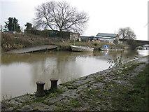 SE9907 : Yarborough Mill Wharf by Kate Nicol