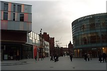 SJ3490 : Liverpool One The New City Centre by Mr M Evison