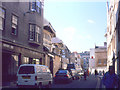 SP5106 : Market Street from the east end by Stephen Craven
