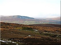 SE0695 : Moorland at Bleaberry Hill by Gordon Hatton