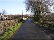 H4277 : Lisnagirr Road by Kenneth  Allen