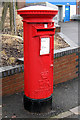 SJ6810 : Post Box, Holyhead Road, Ketley, Telford by Gordon Cragg
