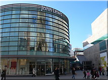 SJ3490 : John Lewis, Liverpool by Eirian Evans