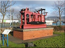 NS4075 : The steam engine from the PS Leven by Lairich Rig