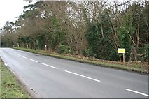 SU5985 : Signs along the road by Bill Nicholls