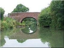 SU2462 : Wolfhall Bridge, Kennet and Avon Canal by David Martin