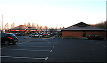 SP7006 : Travel Lodge, Thame by David Lally