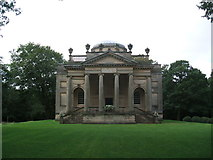 NZ1758 : Gibside Chapel by Janice Hind