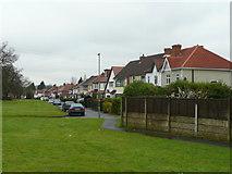 SP0278 : Inter-war housing on West Heath Road by Jonathan Billinger