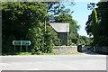 SX1261 : Bodmin Lodge on the Boconnoc Estate by Adrian Platt