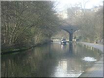 TQ2783 : Macclesfield Bridge, Regent's Canal by Sheila Madhvani