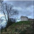 SH6179 : Castell Aberlleiniog by Stephen Elwyn RODDICK