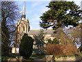 TM2749 : St.John's Church, Woodbridge by Geographer