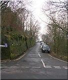SD9827 : New Road - near Hebble End Bridge by Betty Longbottom