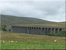 SD7579 : Ribblehead Viaduct by Russell Greig