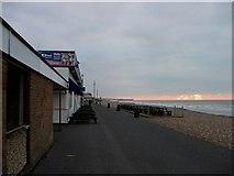 TQ2704 : Refreshments, Western Esplanade by Simon Carey