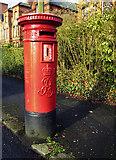 J3271 : Edward VII postbox, Windsor Park by Rossographer
