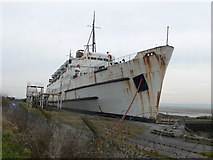 SJ1779 : Duke of Lancaster by Eirian Evans