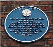 SE3321 : Blue Plaque by Mike Kirby