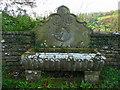 SO4114 : Ornate horse trough by Jonathan Billinger