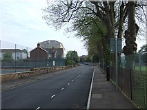 SX9392 : Victoria Park Road, Exeter by David Smith