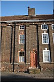 TF3243 : Terraced house by Richard Croft