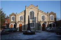 TF3243 : Baptist Chapel by Richard Croft