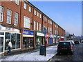 SO9877 : HSBC Rubery & Shops by Roy Hughes
