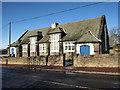 NZ3172 : The Edward Eccles Church Hall - Earsdon by R J McNaughton