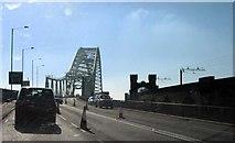 SJ5183 : Bridge Widnes - Runcorn by Joan G