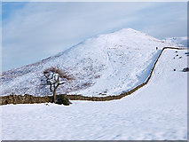 NZ5812 : Little Roseberry in the snow by Stephen McCulloch