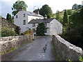 SD5299 : Mill cottages, Garnett Bridge by Colin Kerr