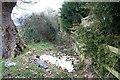 SO7943 : Rubbish on footpath by Bob Embleton
