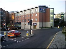 NZ2564 : Travelodge, City Road by Stephen Sweeney