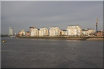 TQ3778 : Locke's Wharf by Richard Croft