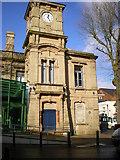 SO9596 : Bilston Town Hall by Richard Law
