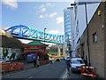 NZ2463 : Queen Elizabeth II Metro Bridge by Andrew Curtis
