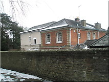 SU9948 : Little Guildown House in Guildown Road by Basher Eyre