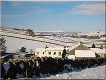 NY7441 : Southern edge of Garrigill village by Joan Sykes